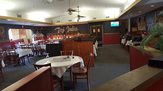 Taj India Indian Restaurant: taj
