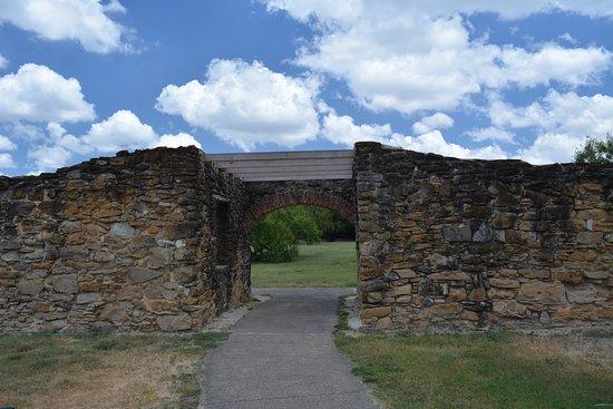 San Antonio Missions National Historical Park: Mission San Francisco de la Espada