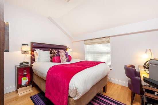Hotel Indigo London-Paddington: Compact double