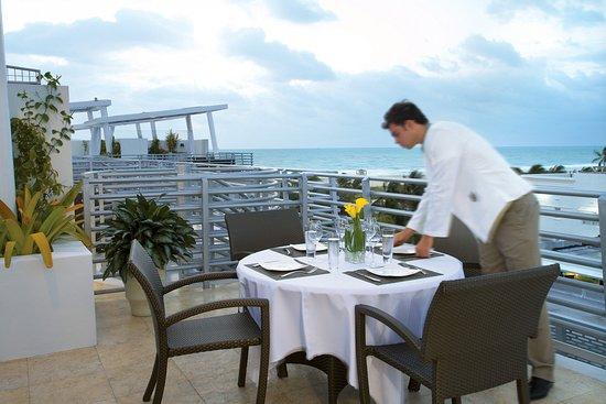 Z Ocean Hotel South Beach : Rooftop Suite Room Service