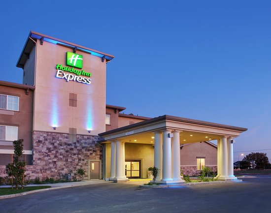 Holiday Inn Express Lodi : Hotel Exterior