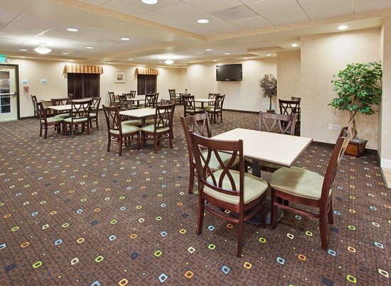 Holiday Inn Express Lodi : Breakfast Area