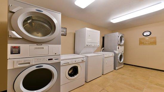 Athens, GA: Laundry Facility
