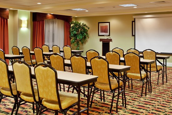 Holiday Inn Express & Suites Spartanburg North: Meeting Room