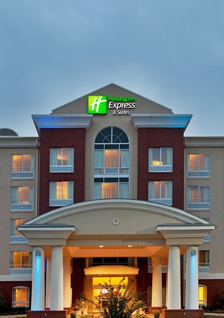 Holiday Inn Express & Suites Spartanburg North: Hotel in Spartanburg SC