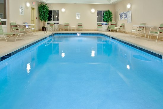 Holiday Inn Express & Suites Spartanburg North: Swimming Pool
