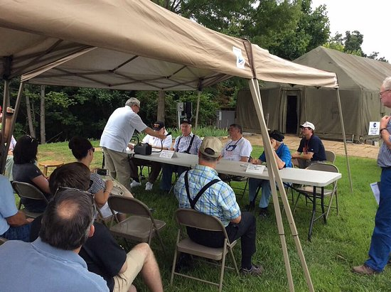 Bedford, VA: July 2015 veteran interviews