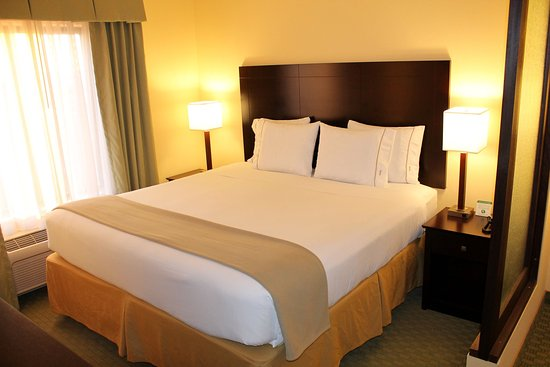 Holiday Inn Express & Suites - Harrisburg West: King Bed Guest Room
