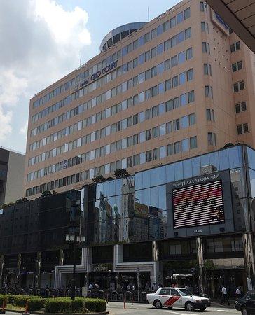 Hotel Clio Court Hakata: ホテル クリオコート博多 外観