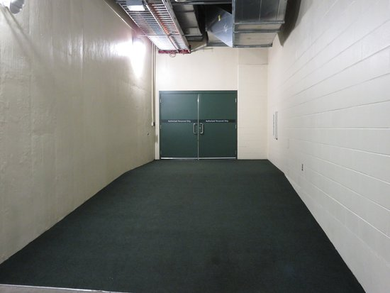 Inside those doors is the Packer locker room - Picture of Lambeau Field,  Green Bay - Tripadvisor