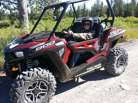 ‪Yellowstone ATV‬