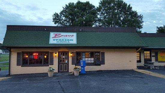 Crewe, VA: Bravo Italian Grill