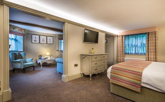 Churchill Suite Room Washingborough Hall