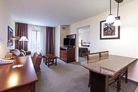 Staybridge Suites West Fort Worth: One Bedroom ADA Suite