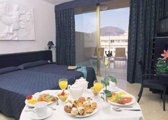 Cleopatra Palace Hotel: Standard Room