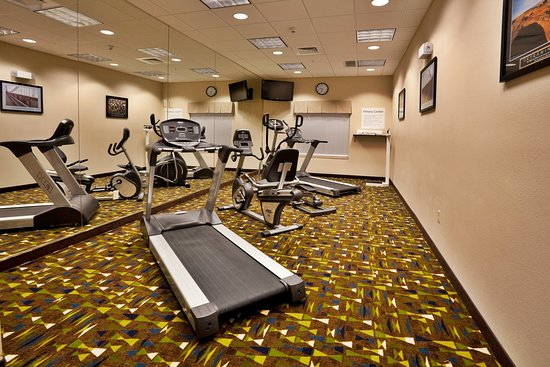 Holiday Inn Express Lake Wales N - Winter Haven: Fitness Center