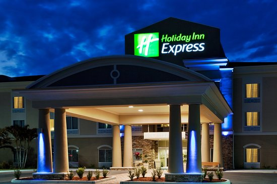 Holiday Inn Express Lake Wales N - Winter Haven: Hotel Exterior