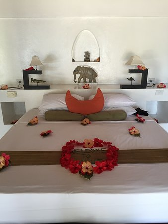 Navutu Stars Fiji Hotel & Resort: daily serviced