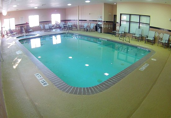 Wolfforth, TX: Swimming Pool