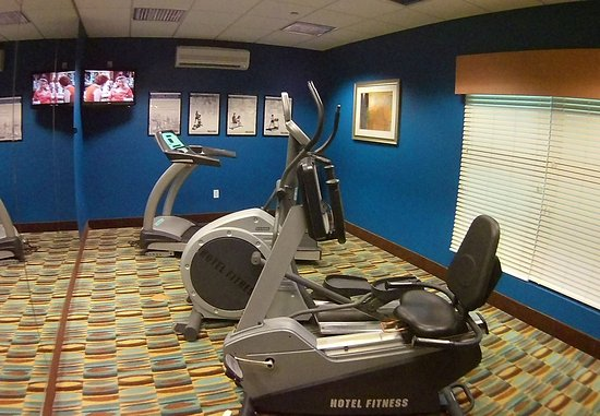 Wolfforth, TX: Fitness Center