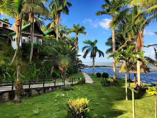 Hotel Villa Caribe: zona de playa