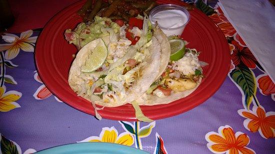 La Cocina: friday special: fish tacos