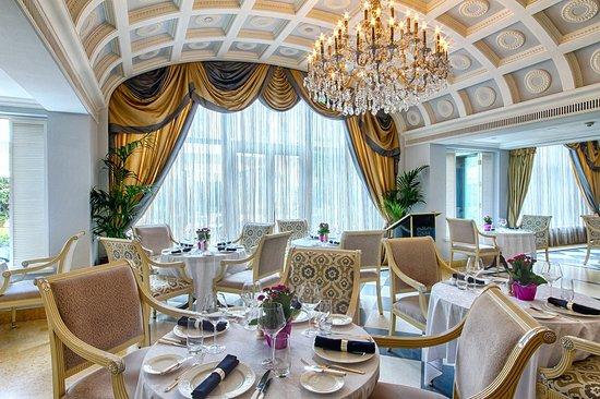 InterContinental Kiev: Comme Il Faut restaurant