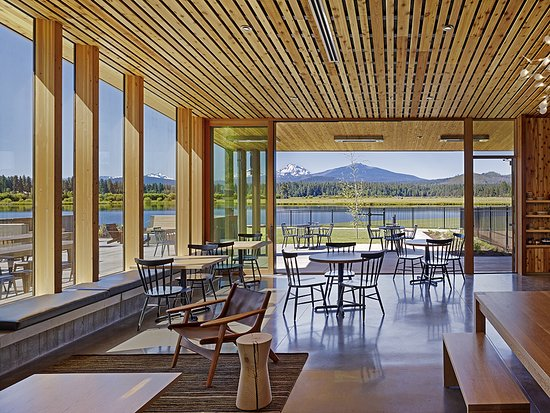 The Lodge Restaurant at Black Butte Ranch - Menu, Prices ...