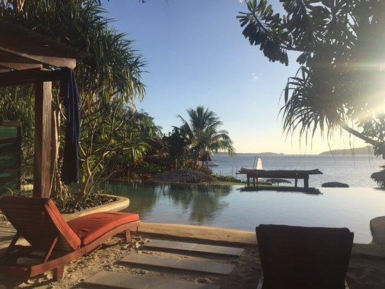 The Havannah, Vanuatu: View from Lagoon View room