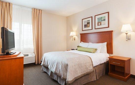 Candlewood Suites Georgetown: One Bedroom Studio Room