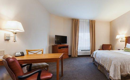 Candlewood Suites Georgetown: Queen ADA Room - Queen Bed Guest Room