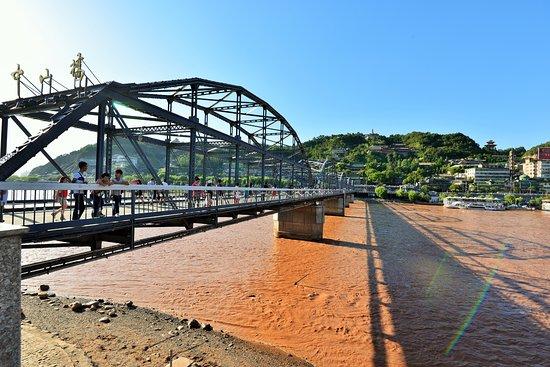Iron Bridge of Yellow River