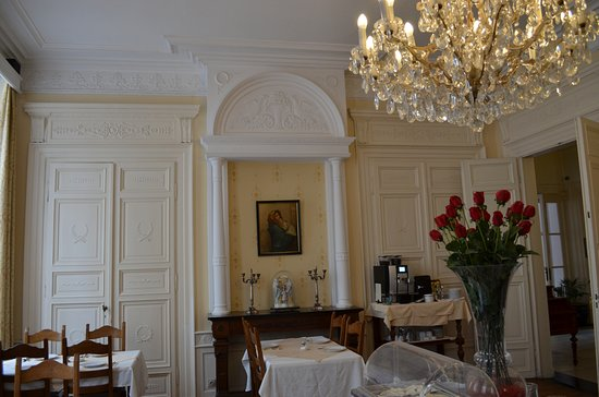 Hotel Patritius: Beautiful Breakfast Room