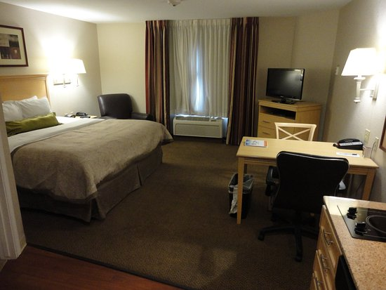 Candlewood Suites Houston, The Woodlands: King Studio Suite
