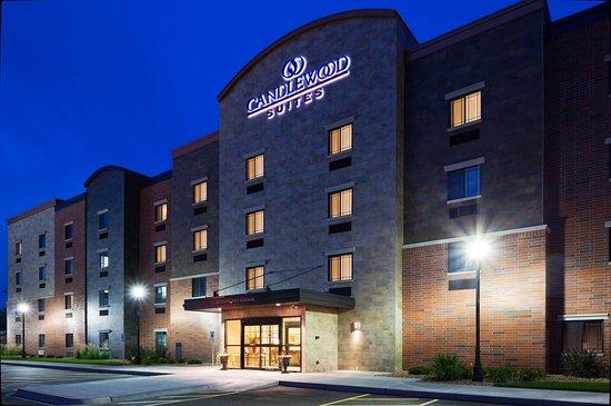 Candlewood Suites La Crosse: Hotel Exterior