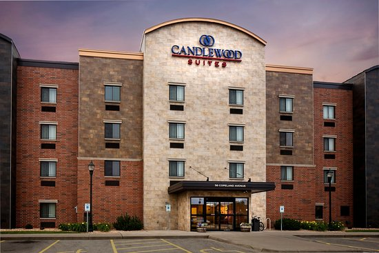 Candlewood Suites La Crosse: Welcome to the Candlewood Hotel La Crosse, Wisconsin.