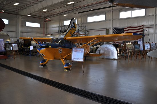 Urbana, OH: Civilian Air Patrol aircraft