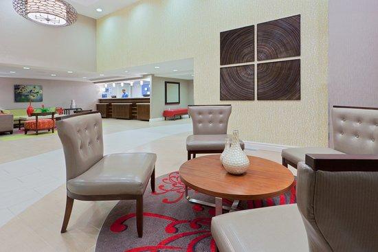 Neptune, Nueva Jersey: Hotel Lobby