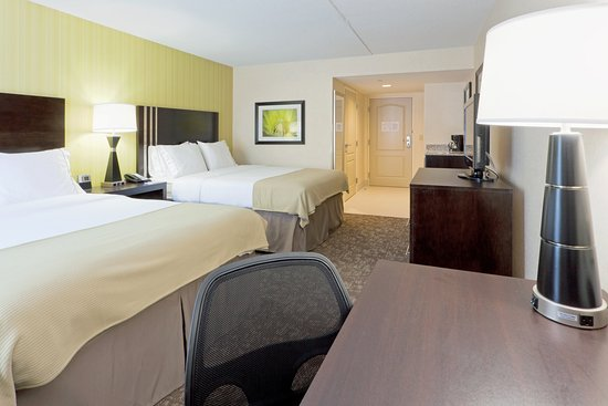 Neptune, Nueva Jersey: Hearing accessible Two Double Bed Room