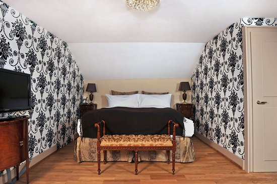 Townhouse Boutique Hotel: Large double room (22-29 sq m)