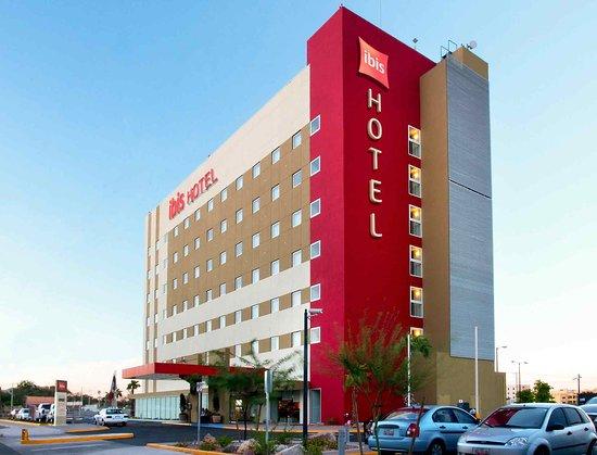 Hotel Ibis Hermosillo: Exterior
