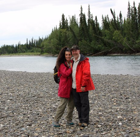 Bettles, Аляска: In Gates of the Arctic National Park, AK above the Arctic circle.