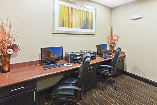 Holiday Inn Hotel-Houston Westchase: Business Center