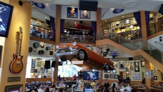 Brunch Rock City Cafe