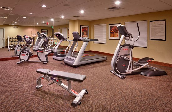Staybridge Suites Omaha 80th & Dodge: Fitness Center