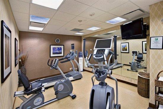 Holiday Inn Christiansburg Blacksburg: Fitness Center