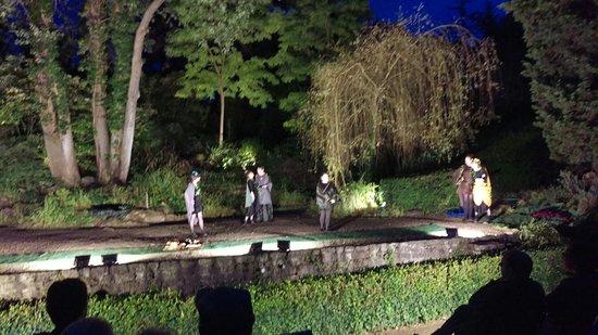 Imag0870 picture of theatre de verdure du - Theatre de verdure du jardin shakespeare ...
