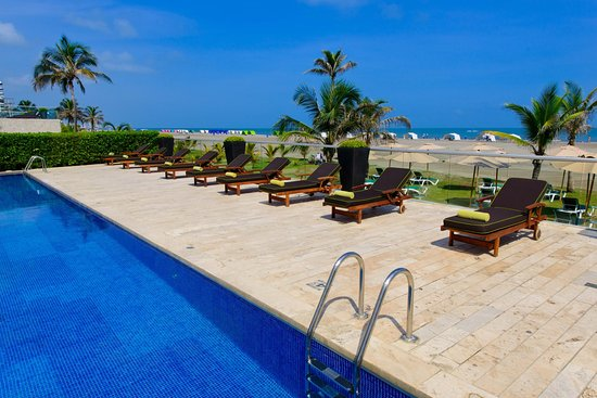 Holiday Inn Cartagena Morros: Swimming Pool