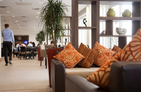 Staybridge Suites London-Stratford City: Guest Lounge