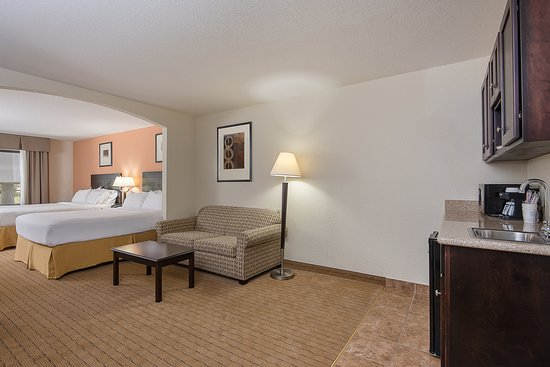 Holiday Inn Express Hotel & Suites Lafayette East: Suite